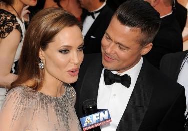 To oficjalne: Angelina i Brad już PO ŚLUBIE!