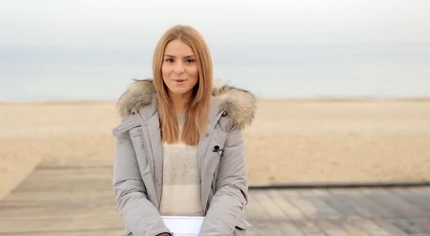 Kasia Tusk przekazała WOŚP PRÓBKI KOSMETYKÓW!