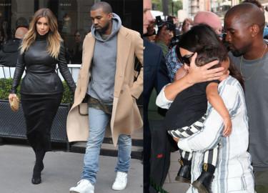 Kim i Kanye West szukają SUROGATKI!