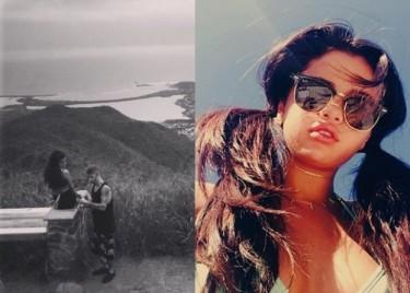 Bieber i Selena Gomez na wspólnych wakacjach! (FOTO)