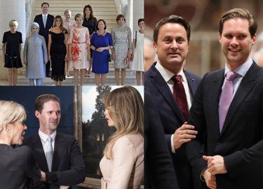 Biały Dom ośmieszył męża premiera Luxemburga! Kancelaria Trumpa nie podała, że był na spotkaniu NATO...