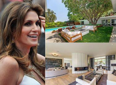 Cindy Crawford kupiła nowy dom. Za ponad 40 MILIONÓW! (ZDJĘCIA)