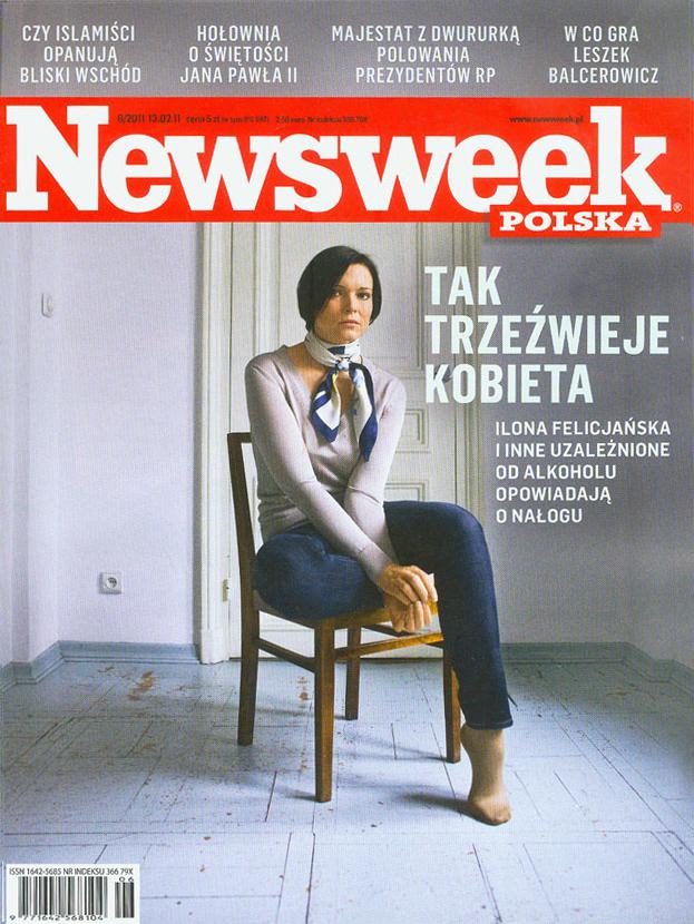 """Felicjańska: """"To nie jest do końca moja wina!"""""""