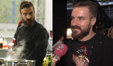 """Stramowski reklamuje """"Cooking challenge"""": """"Gotowałem dla mojego psa Fredka hot dogi"""""""