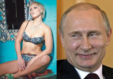 Władimir Putin ma nową dziewczynę! Bokserkę...