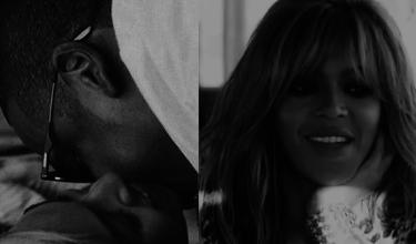 Namiętne pocałunki Beyonce i Jaya-Z...