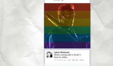Arnold Schwarzenegger odpowiada fanowi z Polski: