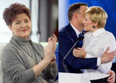 Kwaśniewska apeluje o... pensję dla Agaty Dudy!