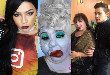 16-latek pomaga chorej mamie za pomocą makijażu (ZDJĘCIA)