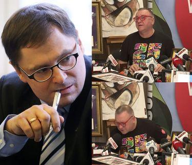 """Owsiak: """"Jeśli ktoś MYŚLI, ŻE KUPUJEMY SPRZĘT DO ABORCJI, jest po prostu chory!"""""""