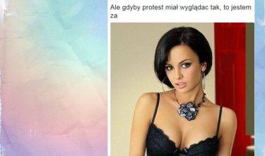 """Rafał Ziemkiewicz o Czarnym Proteście: """"Gdyby miał wyglądać tak, to jestem za"""""""