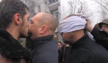 Rosjanie dręczą ukraińskich jeńców: