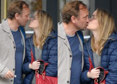 Andrzej Chyra całuje nową dziewczynę! (ZDJĘCIA)