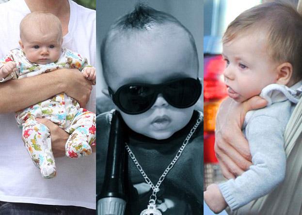 NAJGŁUPSZE imiona dzieci gwiazd 2011 roku!