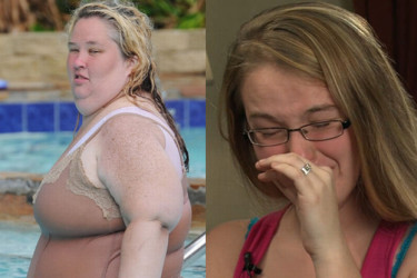 Siostra Honey Boo-Boo: