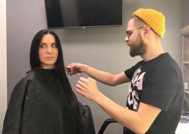 Kayah u fryzjera (ZDJĘCIA)