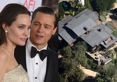 """Angelina i Brad od miesięcy mieszkali osobno. """"Coraz częściej się kłócili"""""""