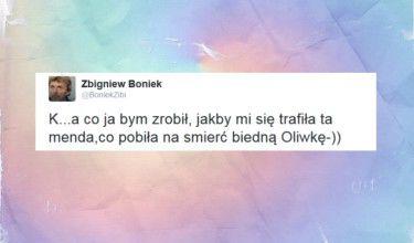 """Boniek komentuje śmieć 4-latki: """"K...a co ja bym zrobił, jakby mi się trafiła ta menda"""""""