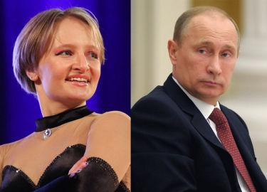 Ujawniono tożsamość drugiej córki Putina! PODOBNA?
