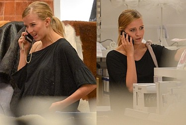 Jessica Mercedes na zakupach w Ikei (ZDJĘCIA)