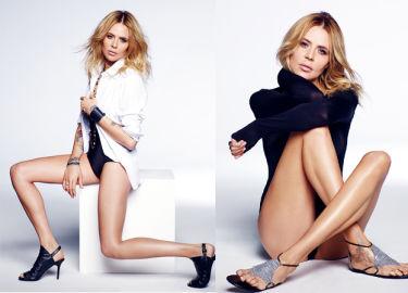 Sablewska pokazała nogi w kampanii (ZDJĘCIA)