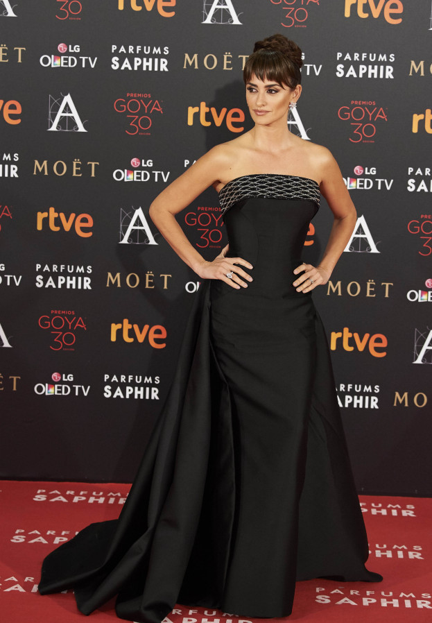 Penelope Cruz i Javier Bardem na Goya Awards (ZDJĘCIA)