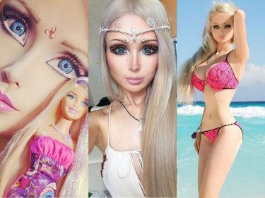 """""""Żywa Barbie"""" Valeria Lukyanova: """"Mój wygląd to efekt mojego życia wewnętrznego"""""""