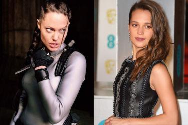 Alicia Vikander została nową Larą Croft. Pasuje do roli?