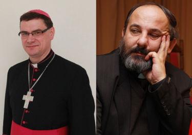 Papież przeniósł polskiego biskupa do stanu świeckiego! Janusz Kaleta miał kochankę i nakłonił ją do in vitro!
