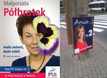 Największe wpadki kampanii samorządowej (GALERIA)