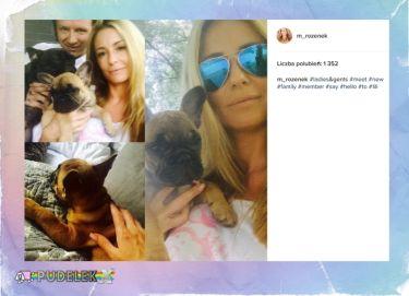 Rozenek i Majdan mają nowego psa