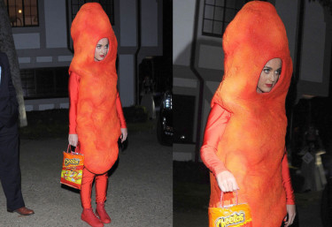Katy Perry przebrała się za...