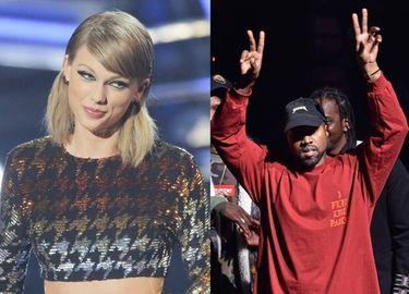 """Kanye rapuje o Taylor: """"Dzięki mnie TA DZI*KA jest sławna!"""""""