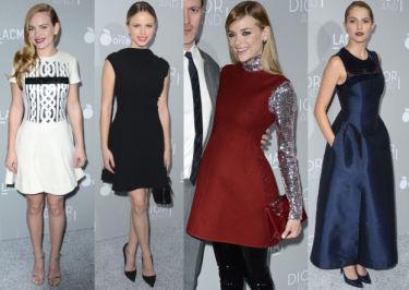 Modelki na premierze filmu o Diorze (ZDJĘCIA)
