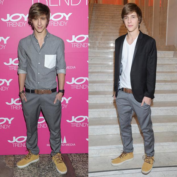 Polski Justin Bieber?