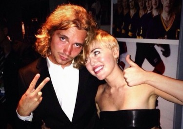 Miley i jej