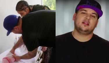"""Kim Kardashian uczy brata zakładać pieluszkę: """"Lubią, kiedy jest ciasno, jak w łonie matki"""""""