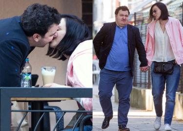 Maja Hirsch całuje się z nowym facetem! Przystojny? (ZDJĘCIA)