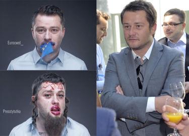 TVP nie pokaże kampanii z Kuźniarem, bo jest twarzą TVN-u!