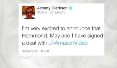 Clarkson, May i Hammond wracają!