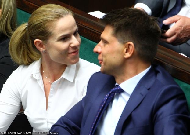 """Koleżanka Petru jest rozwódką od pół roku. """"Mąż podejrzewał ją o zdradę"""""""