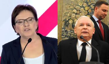 """Kopacz apeluje: """"Panie prezesie Kaczyński, niech pan się zacznie uśmiechać do ludzi!"""""""