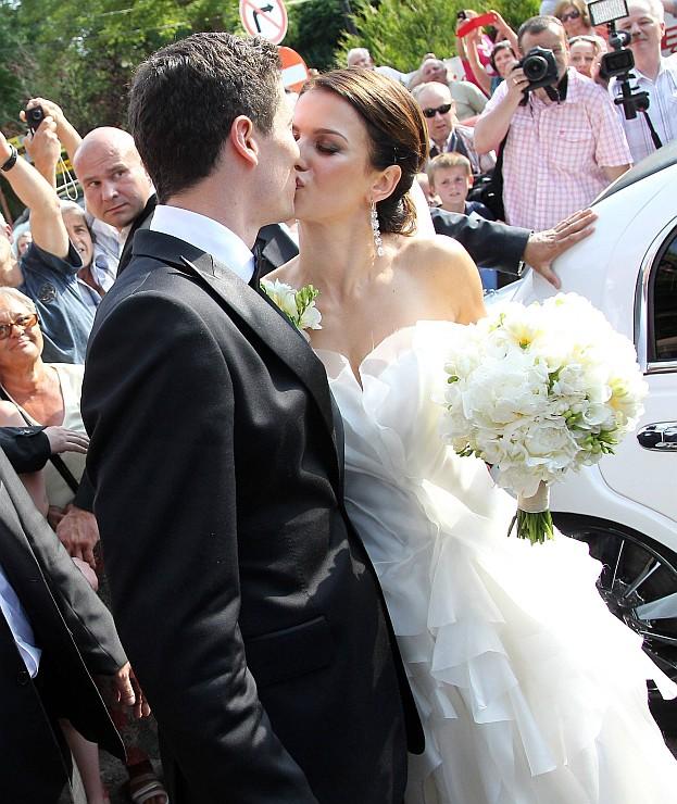 Ślub Lewandowskiego! (MAMY ZDJĘCIA)