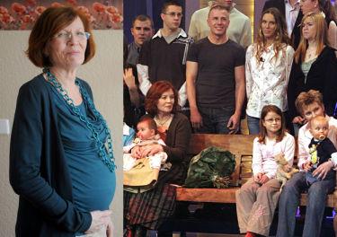 65-letnia Niemka URODZIŁA CZWORACZKI z in v