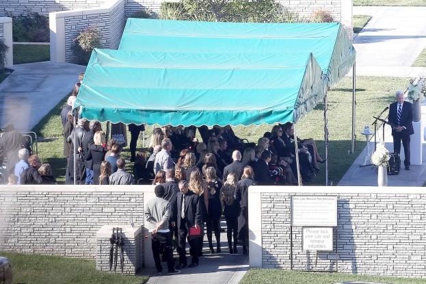 Pogrzeb Paula Walkera (ZDJĘCIA)