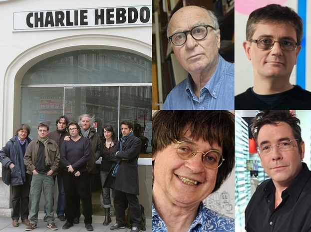 Terrory ci zabili 4 najs awniejszych francuskich for Agence verlhac