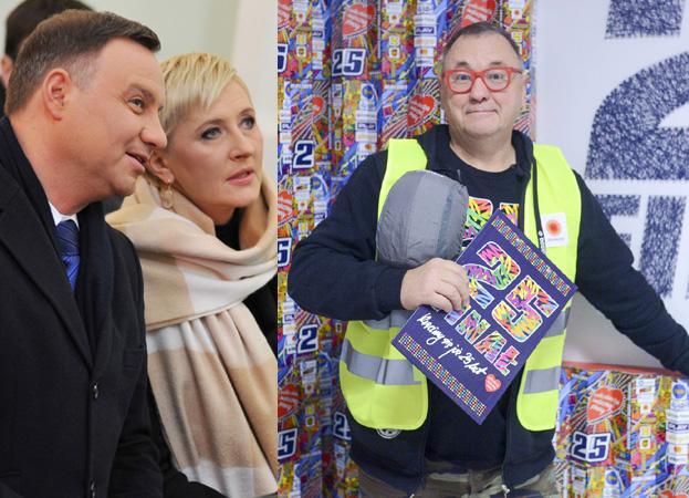 """Jerzy Owsiak o prezydencie: """"Błagam, zanim podpisze jakąś ustawę, niech obudzi żonę"""""""