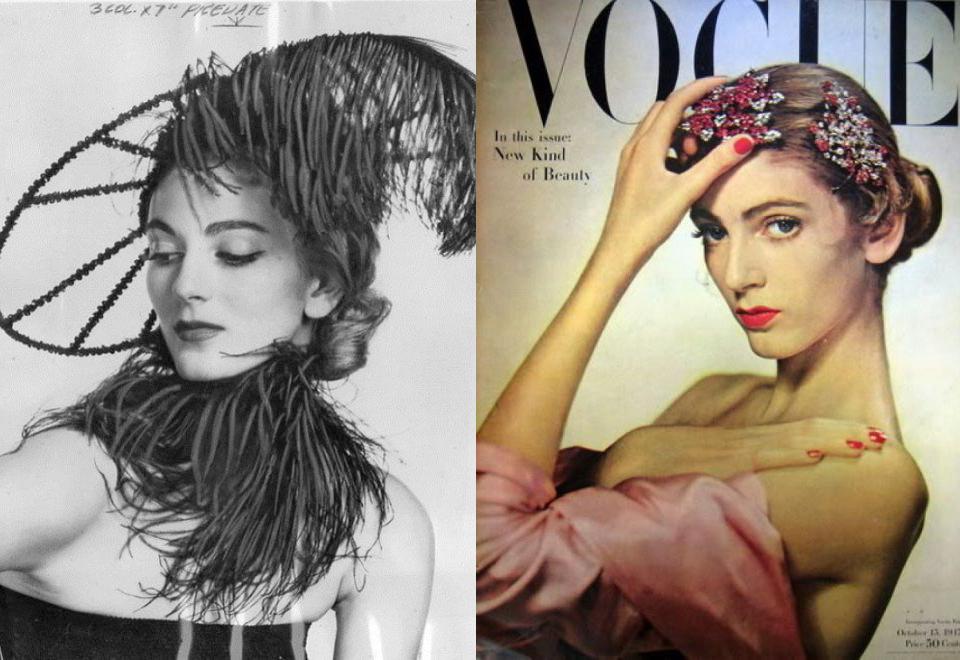 Carmen Dell'Orefice - 85-letnia modelka