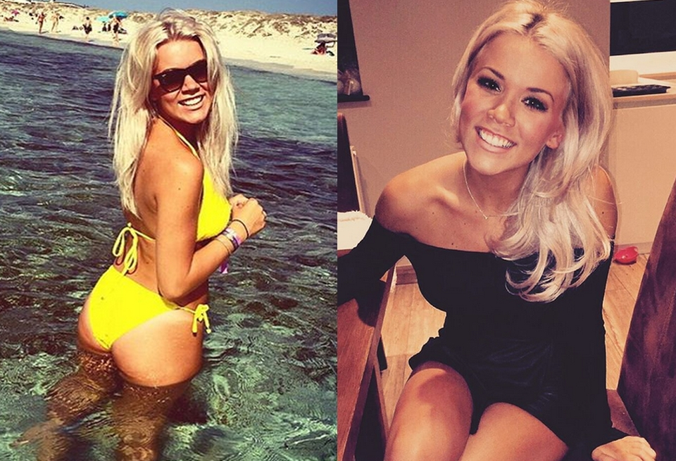 Hollie Shearer - the daughter of Alan Shearer