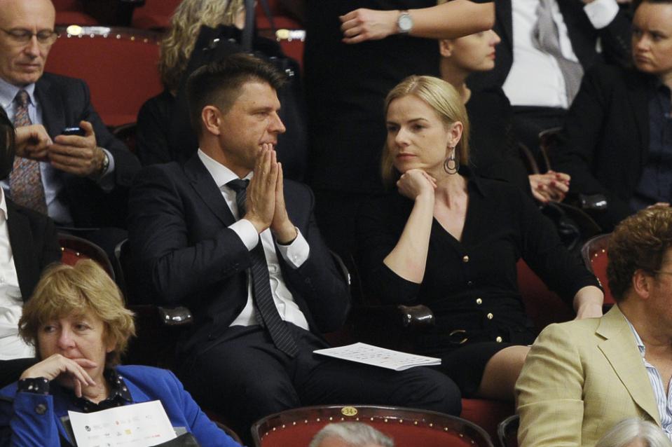 """Ryszard Petru i """"polityczna dziewica"""" razem na koncercie"""